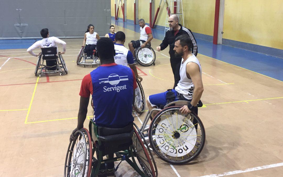 Servigest busca volver a la senda de la victoria frente al Abeconsa Basketmi