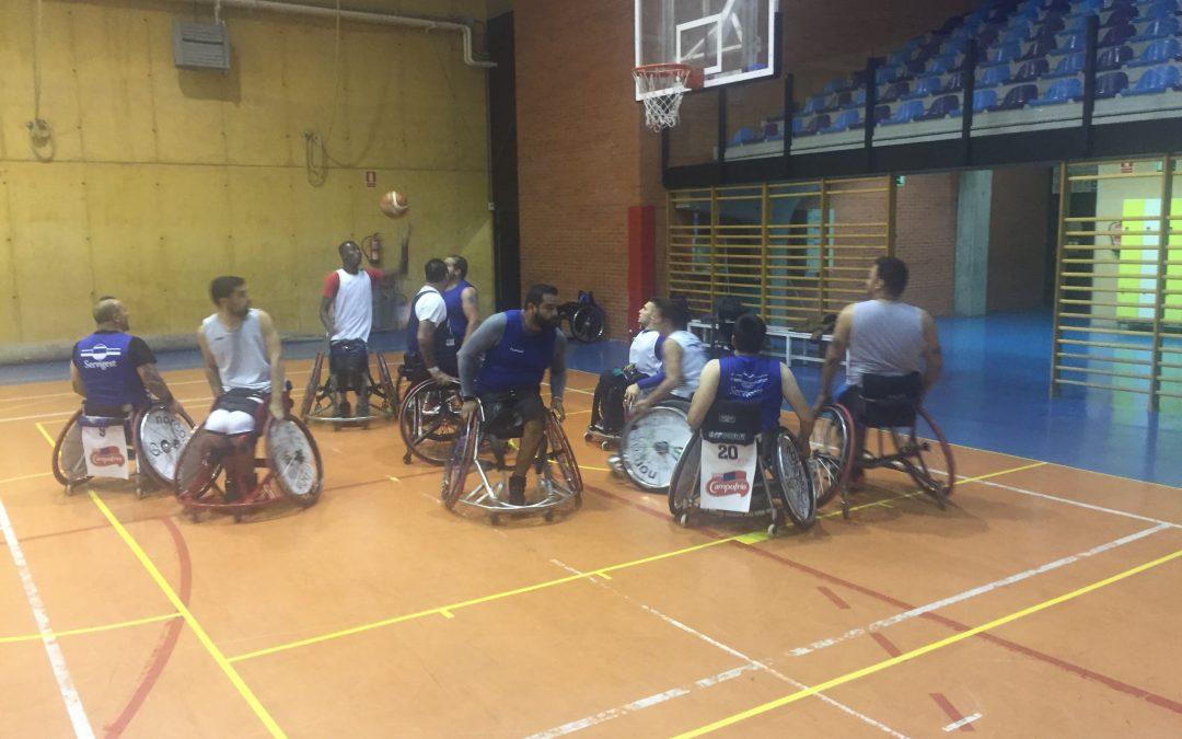 Servigest Burgos comienza la liga este sábado frente al Joventut