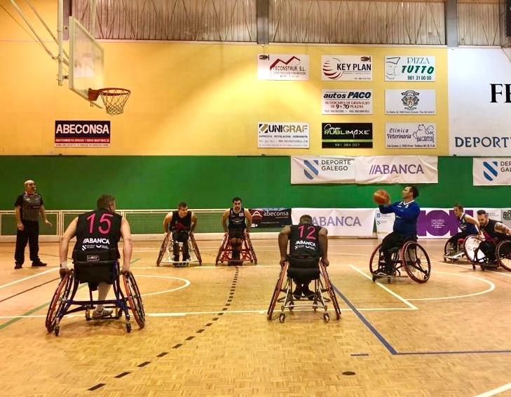 Servigest vence y convence ante un gran Basketmi en Ferrol