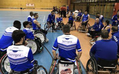 Abeconsa Basketmi vence en Burgos y desplaza a Servigest a la tercera plaza