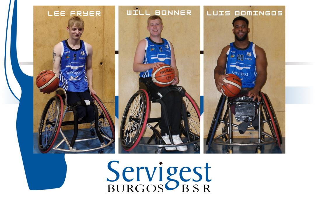 Servigest Burgos avanza en su preparación para la nueva temporada