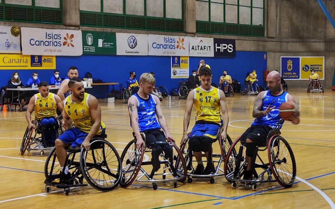 Servigest Burgos cierra la temporada jugando en el Talamillo frente a BSR Ace Gran Canaria