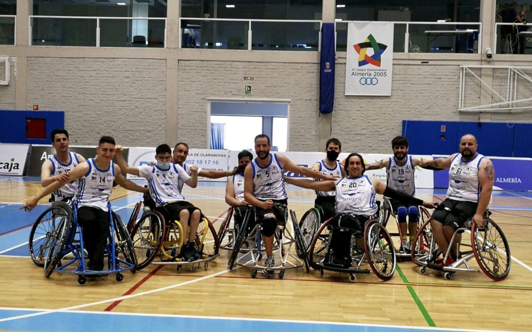 Servigest Burgos B entre los cuatro mejores equipos de Segunda División