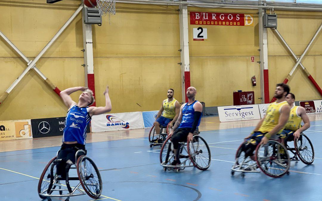 Gran Canaria impide al Servigest Burgos acabar la temporada con victoria ante su público